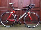 Casati carbon road bike